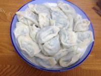 外婆教我做韭菜肉饺子