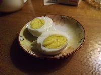 口感不错的水煮蛋