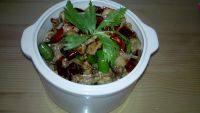 我的干锅牛蛙
