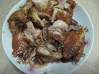 简单易做的酱油鸡