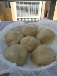 自制粘豆包