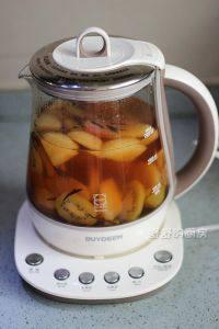 自制水果红茶