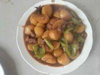 家常菜土豆烧肉