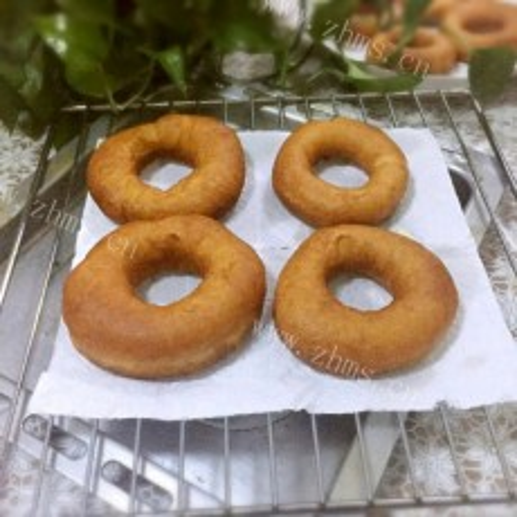 可口的甜甜圈