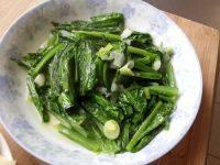 家常菜油麦菜