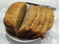 自制红糖面包