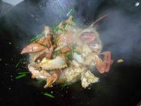 自制姜葱炒蟹