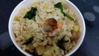 自制土豆焖饭