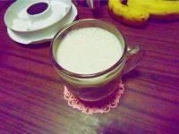 爱上香蕉牛奶
