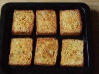自己做的烤面包