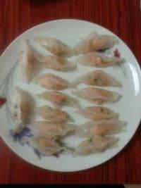 营养早餐虾饺