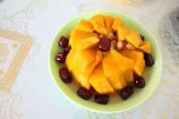 鲜香的蜜汁南瓜