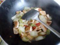 家常菜白菜炖豆腐