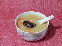 美味早餐胡萝卜小米粥