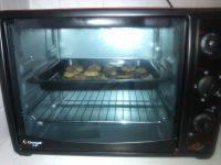 黑芝麻饼干自制