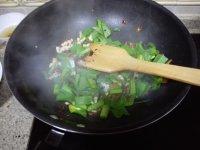 家常菜大蒜炒肉