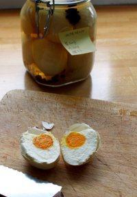 健康美食之腌鸡蛋