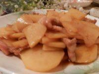 下饭的土豆片炒肉