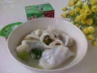 自己做的猪肉韭菜水饺