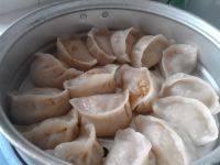 美味的烫面蒸饺
