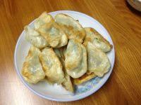 鲜香的油煎饺子