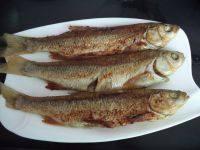 美味的香煎华子鱼