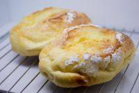 自己做的罗宋甜面包
