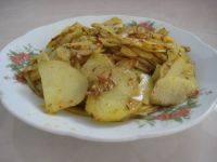 清爽的孜然土豆片