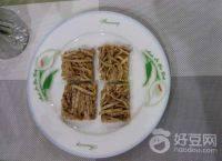 自制芋丝饼