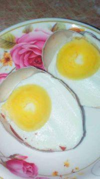 简易的腌咸鸡蛋