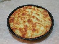 自制榴莲披萨