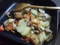 家常菜孜然土豆片