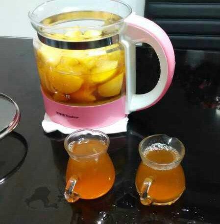 好喝的水果茶