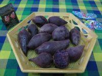 意犹未尽的蒸紫薯