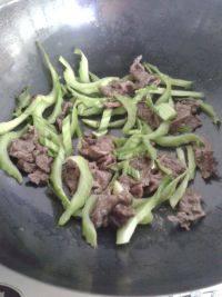 家常菜小炒牛肉