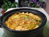 简单的韩式大酱汤