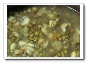 好喝的绿豆百合汤