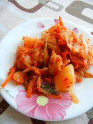 自制韩式泡菜