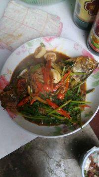 美味的红烧鲫鱼