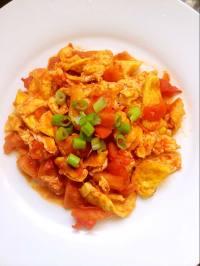 家常菜西红柿炒蛋