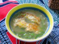 营养丰富的丝瓜鸡蛋汤