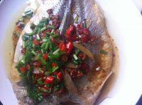 家常菜剁椒黄鱼