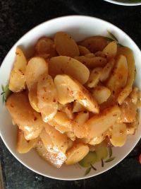 下饭的香辣土豆片