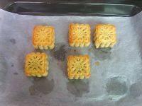 香糯的广式红豆沙月饼