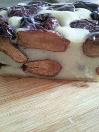 自己做的红薯年糕