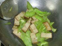 家常菜香辣豆腐干