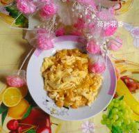 家常菜南瓜炒鸡蛋