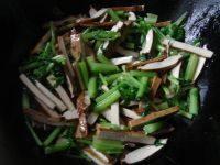 好吃的芹菜炒豆干