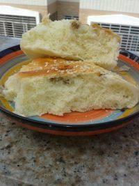 自制葡萄干面包