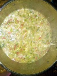 美味的疙瘩汤